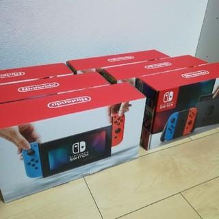 ニンテンドースイッチ(Nintendo Switch)のNintendo Switch 6台 ニンテンドー スイッチ(家庭用ゲーム本体)