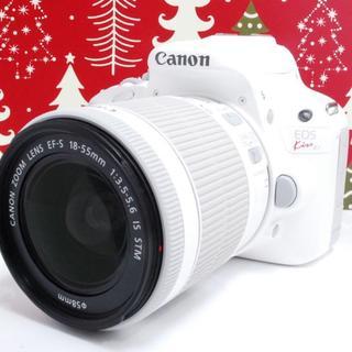 キヤノン(Canon)の★超可愛い★Canon x7 ホワイト レンズキット (デジタル一眼)