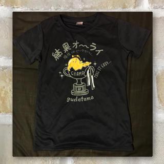 ユニクロ(UNIQLO)のぐでたま Tシャツ ユニクロ Mサイズ(Tシャツ(半袖/袖なし))