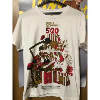 アラシ(嵐)の嵐anniversary5×20バック1点&福岡限定チャーム1点Tシャツ1点(アイドルグッズ)