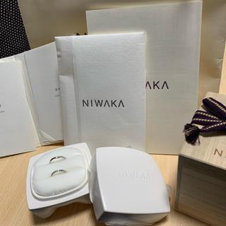 ニワカ(俄)のNIWAKA 指輪(リング)
