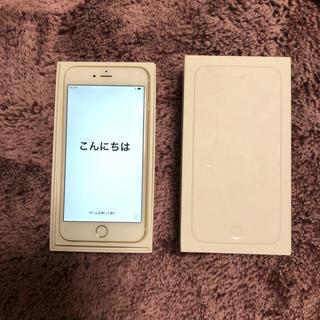 アイフォーン(iPhone)のiPhone6s  64G ゴールド(スマートフォン本体)