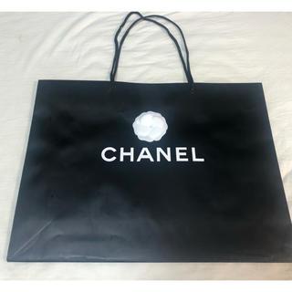 シャネル(CHANEL)のシャネル  紙袋 ショッパー   クリスマス(ショップ袋)