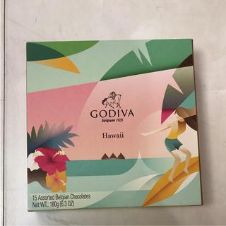 チョコレート(chocolate)のゴディバ GODIVA ハワイ 15粒 チョコレート(菓子/デザート)
