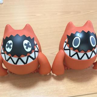 メディコムトイ(MEDICOM TOY)のTOUMA BOO レア コラボモデル オレンジ TOY(キャラクターグッズ)