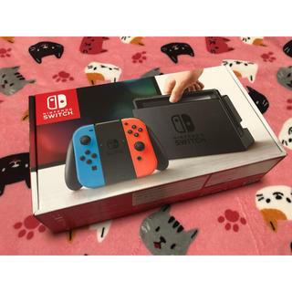 ニンテンドースイッチ(Nintendo Switch)のNintendo Switch ネオンカラー(家庭用ゲーム本体)