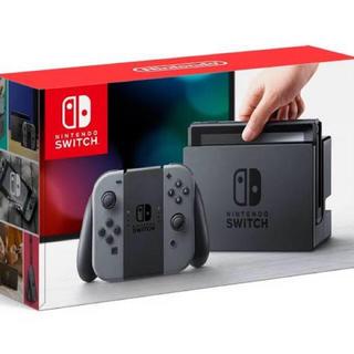 ニンテンドースイッチ(Nintendo Switch)の任天堂スイッチ Switch 本体(家庭用ゲーム本体)