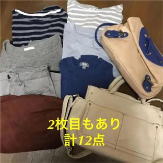 ユニクロ(UNIQLO)のレディース セーター トップス スカート まとめ売り(ニット/セーター)