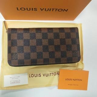 ルイヴィトン(LOUIS VUITTON)のl v長財布 (財布)