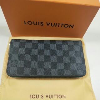 ルイヴィトン(LOUIS VUITTON)のLV長財布 (財布)