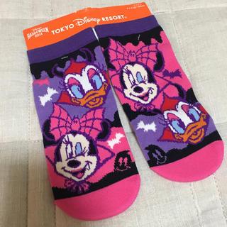 ディズニー(Disney)のディズニー 靴下 ハロウィン(ソックス)