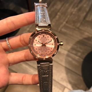 ルイヴィトン(LOUIS VUITTON)のルイヴィトン レディース ファッション 腕時計 電子式(腕時計)