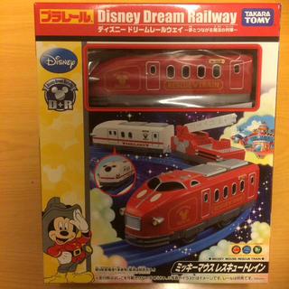 ディズニー(Disney)の新品 ディズニー プラレール(電車のおもちゃ/車)