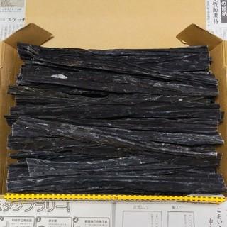 北海道根室産長昆布一等 BOX(乾物)