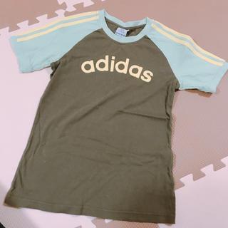アディダス(adidas)のアディダス Tシャツ Mサイズ(Tシャツ/カットソー(半袖/袖なし))