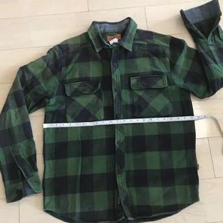 オクトパスアーミー(OCTOPUS ARMY)のオクトパスアーミー チェックシャツ(シャツ)