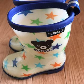 ダブルビー(DOUBLE.B)のダブルビー レインブーツ(長靴/レインシューズ)