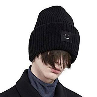アクネ(ACNE)のacne ニット 帽子(ニット帽/ビーニー)
