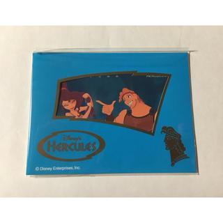 ディズニー(Disney)のテレフォンカード【ヘラクレス】50度数未使用(カード)