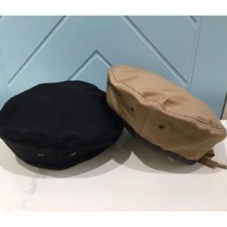 カスタネ(Kastane)のチノパイピングベレー帽(ハンチング/ベレー帽)