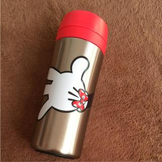 ディズニー(Disney)のTDRTDLTDS☆ディズニー☆ミニーちゃん ハンド☆ステンレスボトル 水筒(キャラクターグッズ)