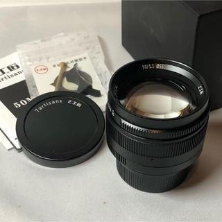 ライカ(LEICA)の七工匠 7artisans DJ-OPTICAL 50mm F1.1 ライカM(レンズ(単焦点))