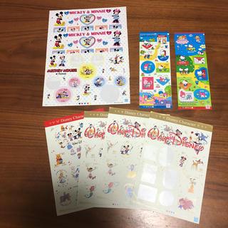 ディズニー(Disney)の50円&80円切手 ディズニー&サンリオ(切手/官製はがき)