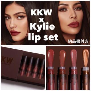 Kylie Cosmetics - KKW x Kylie lip set by Kylie cosmetics