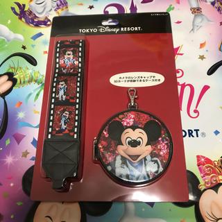 ディズニー(Disney)のカメラ用ストラップ(ケース/バッグ)