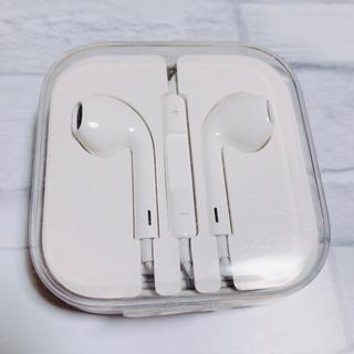 アップル(Apple)のアイホンイヤホン(ヘッドフォン/イヤフォン)