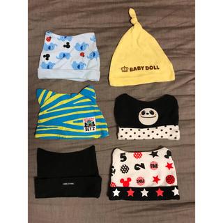 ビッツ(Bit'z)のベビー 帽子 7枚 セット売り (帽子)