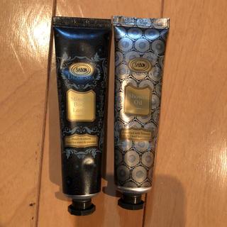 サボン(SABON)の新品未使用 SABON シャワーオイル&ボディーローション(バスグッズ)