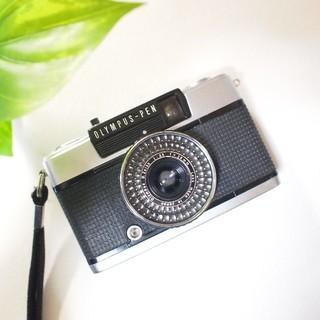 オリンパス(OLYMPUS)の【保証有り】整備済み・完動品♪OLYMPUS PEN EE3(フィルムカメラ)
