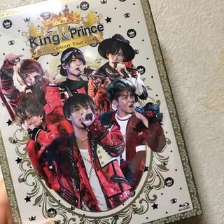 ユニバーサルエンターテインメント(UNIVERSAL ENTERTAINMENT)のKing&Prince Blu-ray(ミュージック)