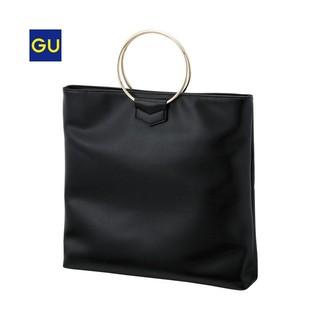 ジーユー(GU)のGU ジーユー メタルハンドルバッグ(ハンドバッグ)