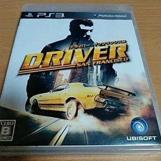 PlayStation3 - PS3 DRIVER ドライバー:サンフランシスコ(マニュアル欠品)