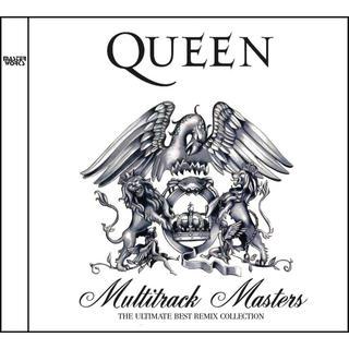 QUEEN マルチトラック リミックス 2CD ボヘミアンラプソディ(ポップス/ロック(洋楽))