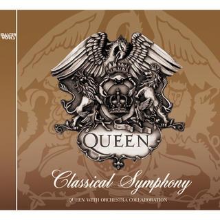 QUEEN クラシカル シンフォニー 2CD ボヘミアンラプソディ(ポップス/ロック(洋楽))