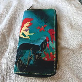 Disney - アリエル 長財布