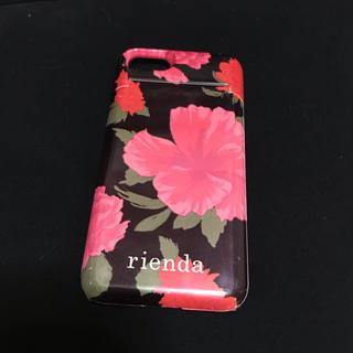 リエンダ(rienda)のrienda スマホケース アイフォンケース(iPhoneケース)