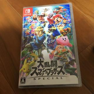 Nintendo Switch - 大乱闘スマッシュブラザーズ  新品