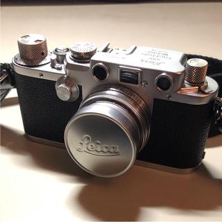 ライカ(LEICA)の整備済み!バルナック ライカ Ⅲf Summitar 50mm f2(フィルムカメラ)