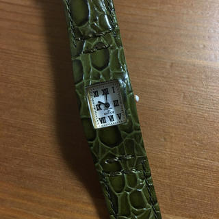 CABANE de ZUCCa - CABANE de ZUCCa 腕時計 緑