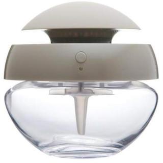 アロボ 空気洗浄機 ベージュ(空気清浄器)