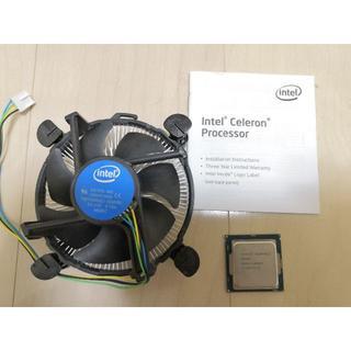 Intel Celeron G3900 2.8GHz 2M LGA1151(PCパーツ)