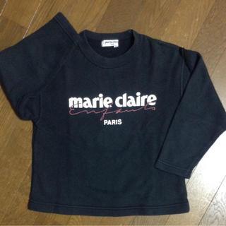 マリクレール(Marie Claire)の120cm marie claire トレーナー 黒色(その他)