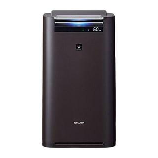 シャープ(SHARP)の新品 シャープ 加湿空気清浄機 プラズマクラスター KI-GS70-H 送料無料(空気清浄器)
