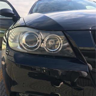 ビーエムダブリュー(BMW)の格安 BMW320i E90前期 ヘッドライト 左右(車種別パーツ)