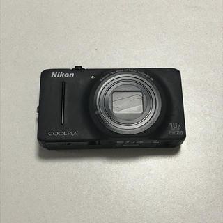 ニコン(Nikon)の《送料無料》coolpix s9300 GPS付き(コンパクトデジタルカメラ)