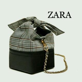 ザラ(ZARA)のZARAマルチカラークロスボディバッグ(ショルダーバッグ)